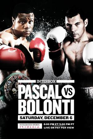 Pascal Vs Balonti Undercard Announced
