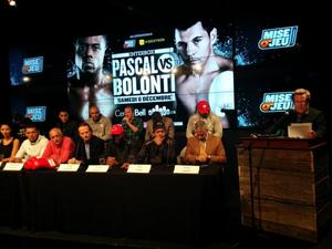 Pascal Vs Balonti Final Quotes and Pics