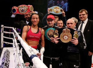 Braekhus Victorious In Oslo