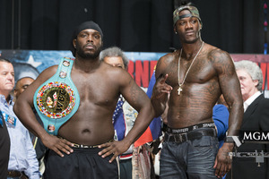 Bermane Outweighs Wilder In Vegas