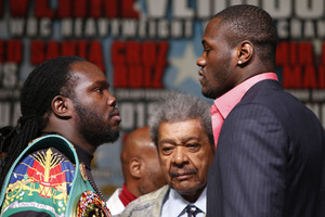 Stiverne And Wilder Promise War In Las Vegas