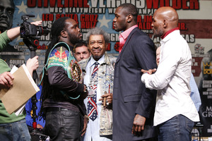 SecondsOut Team Picks: Stiverne Vs Wilder
