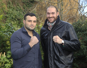 Christian Promises To Hammer Fury