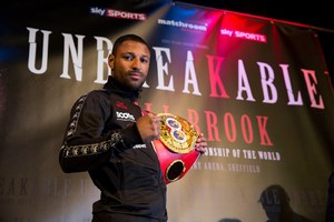 Hearn Hopes Brooks Vs Khan Will Happen