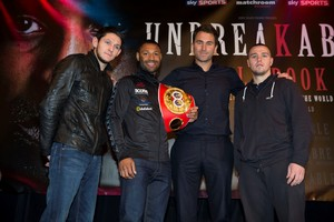 Brook To Defend IBF Crown Against Dan