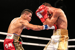Cueller Ko's Tamayo, Calls Out Mares