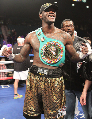 King Plans New Boxing Series, Stiverne Vs Povetkin Could Feature First