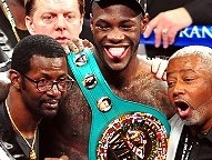 Wilder won the fight, but trainer Breland deserves some credit