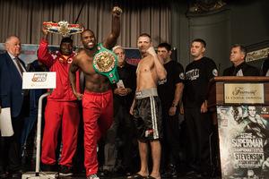 Stevenson Knocks Out Sukhotskiy in Five
