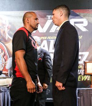 Salido Vs Martinez Is Official
