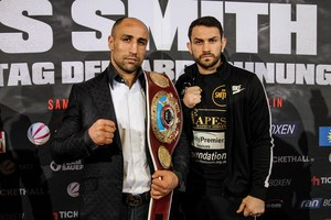 Smith Confident Of Dethroning Abraham In Berlin