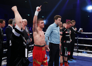 Yigit Is Out To Impress On Nordic Fight Night