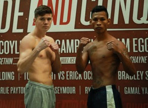 Campbell And Coyle Victorious In Hull