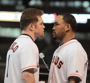 Canelo And Kirkland Promise Fireworks In Houston