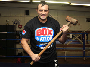 Christian Aims To Hammer Fury