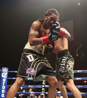 Luis Dominates Dargan; Falowo and Barrera Victorious