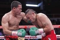 Sanchez Stops Rosas In 10