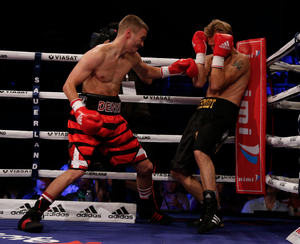 Ceylan Is Fired Up For Rematch