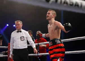 Ceylan And Walsh Clash For European Title