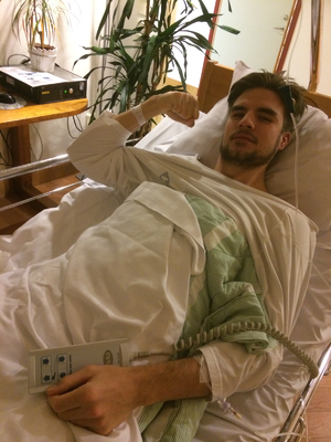 Skoglund Recovers After Operation