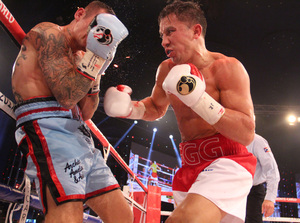 Roberto Garcia Makes Title Defence Against Martin Murray