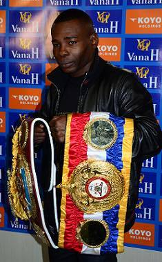 Rigondeaux Defends Title Against Dickens In Cardiff