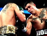 Rios systematically destroys Alvarado