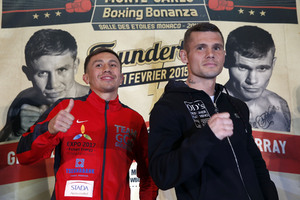 Golovkin/Murray Pics And Quotes From Monte Carlo