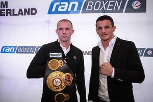 Braehmer And Krasniqi Make Weight