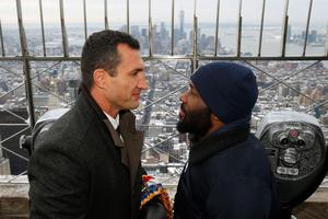 Klitschko And Jennings Headline In New York
