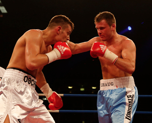 Old Foes Help Each Other Prepare For Copenhagen Fight Card