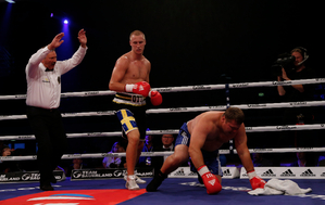 Wallin Takes On Gegeshidze On March 14