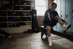 Vasquez Plans Ko In Pittsburgh
