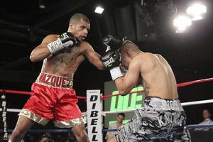 Vazquez Stops Rios In 4