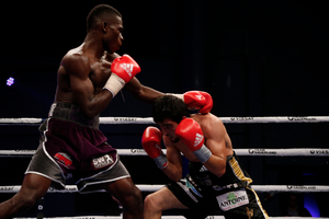 Commey Stops Mamadjonov/Boone Stopped In 1