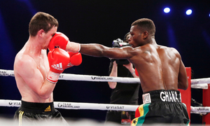 Commey Stops Avakyan In 4