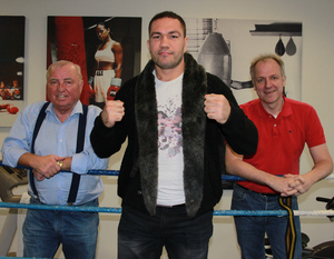 Pulev Aims To Make Wegner Proud Again