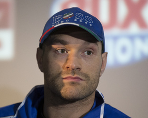 Fury Aims To Be Best Ever British Fighter