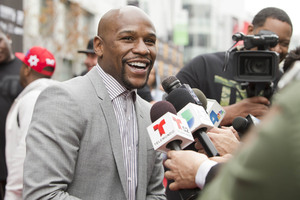 Latest Mayweather Jr Vs Pacquiao News