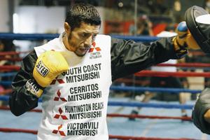 Jhonny Gonzalez: 'I feel like I Am In My Boxing Prime'