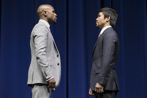 Mayweather/Pacquiao Teams In Dispute Over Drug Penalty