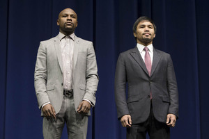 Pacquiao Delighted With First Sparring Session