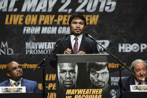 Watch Manny Pacquiao Media Day Live