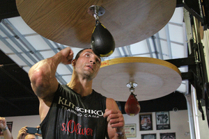Klitschko Talks Fury, Floyd And Future
