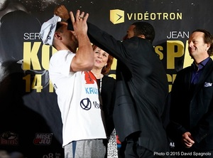 Kovalev Vs Pascal Final Presser Quotes And Pics