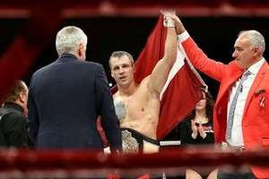 Briedis Signs Promotional Deal With Main Events