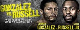 Opposites attract: Gonzalez meets Russell Jr.
