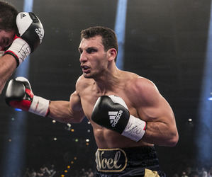Gevor Faces  Vugdelija On April 25