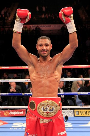 Brook Is Ready To Fight Again Now
