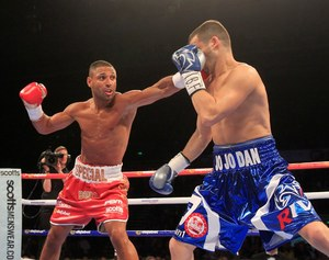 Brook Takes Out Dan In Style/Khomitsky Stuns Etches
